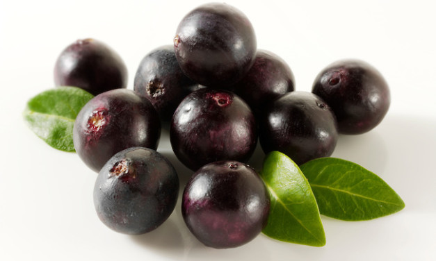 Superfood that Tastes Like Red Wine ?